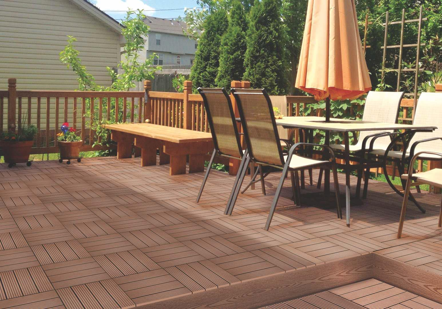 Floor Tiles Composite Deck Tiles Deck Flooring Materials